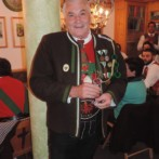 70. Geburtstag Leutnant Hans Pfisterer