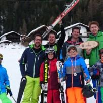 Bezirksschützenrennen 2018 in Flirsch