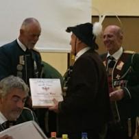 Viertel- und Regimentsversammlung 2019